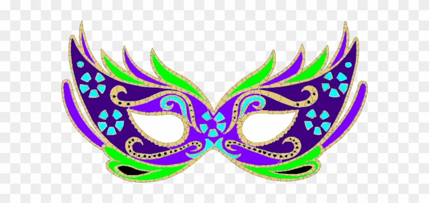 Carnival Mask Vector Png #34934
