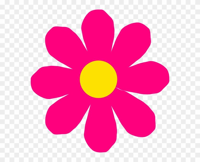 Flower Pink Clip Art #34980