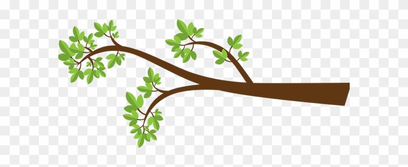Tree Limb - Tree Branch Clipart #35031