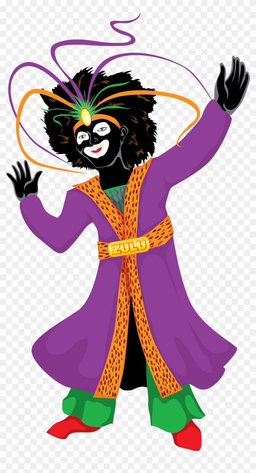Mardi Gras King - Illustration #35040