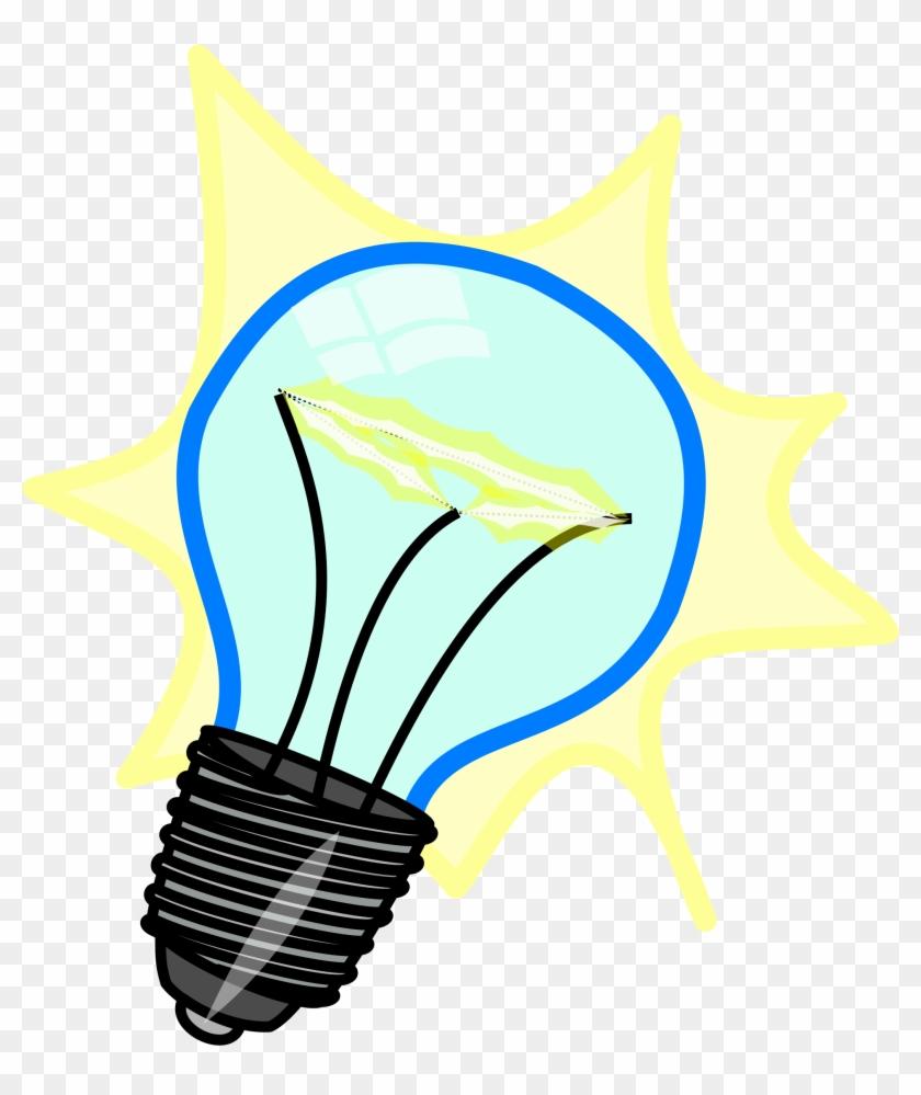Light Bulb Clip Art - Source Clipart #35074