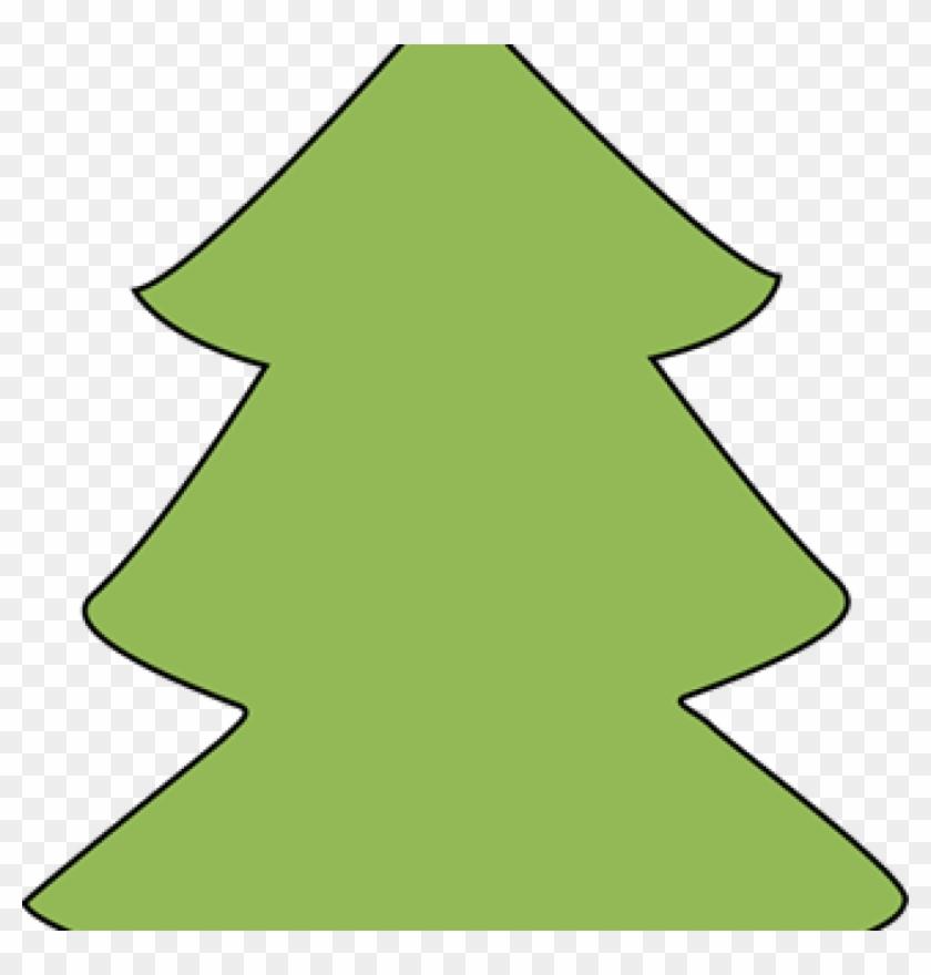 Christmas Tree Line Art Christmas Tree Clip Art Free - Clip Art #35154