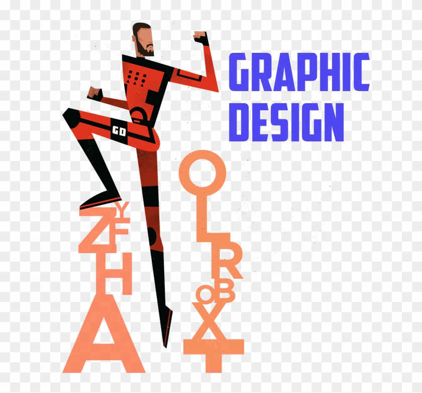 Rule The Realms Of Image And Type - Graphic Design #35156
