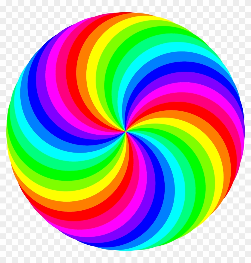 Big Image - Colored Circle Clip Art #35215