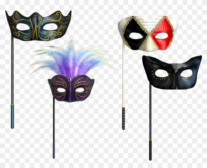 Masks Png Stock By Roy3d - Masks Png #35378
