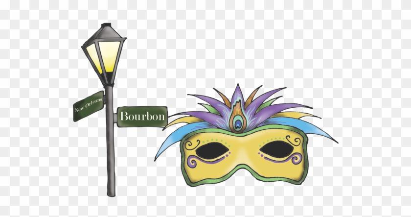 Mardi Gras - Mask #35383