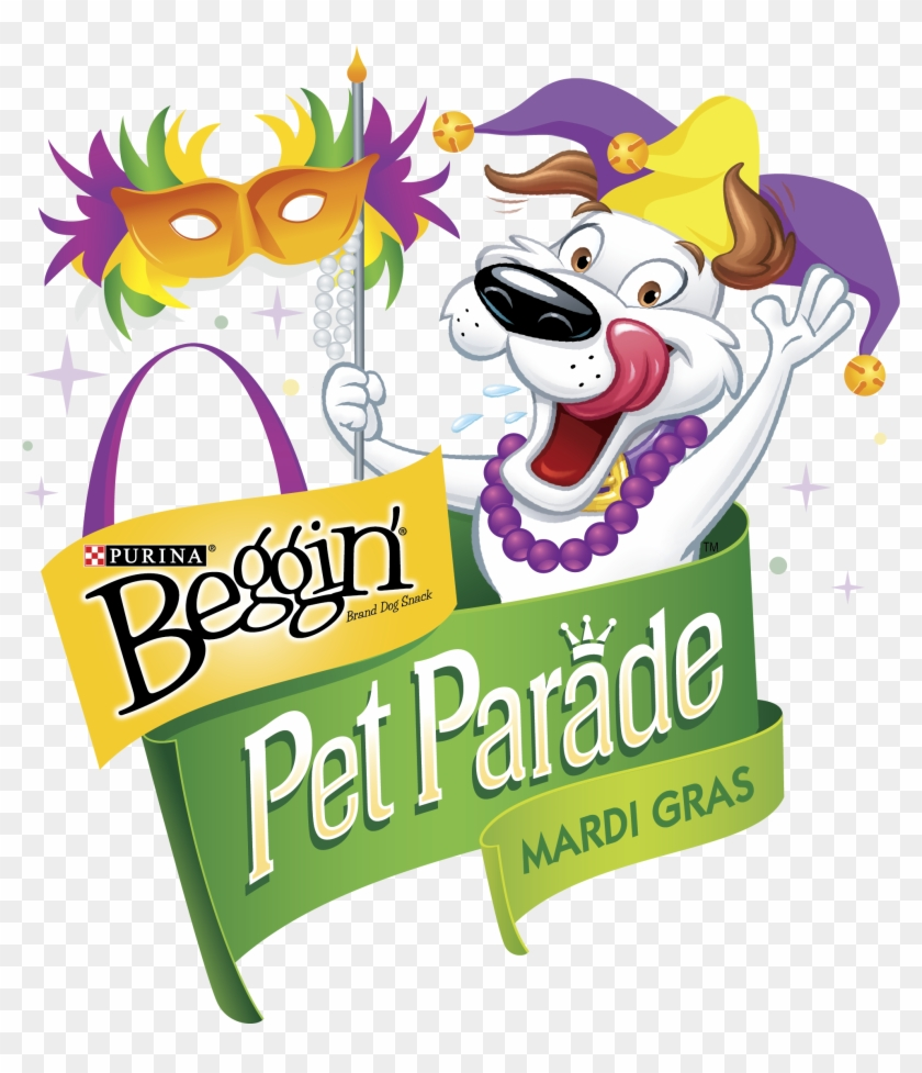 2018 Pet Parade - Beggin Strips Thick Cut Hickory Dog Treat #35402