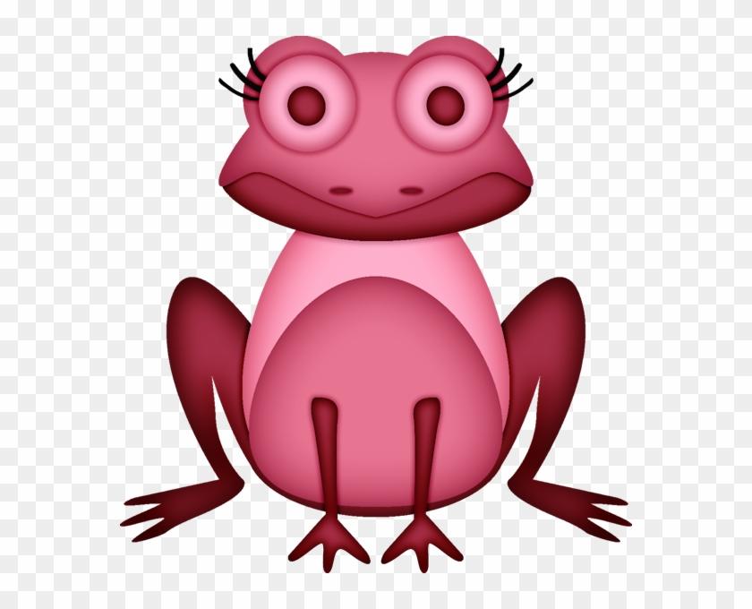 Clip Artfrogsprintablecolors - Png Sapo Principe #35410