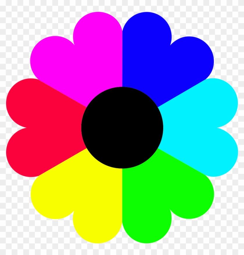 Excellent Clip Art Of Flower Medium Size - Flower Clipart Design #35440