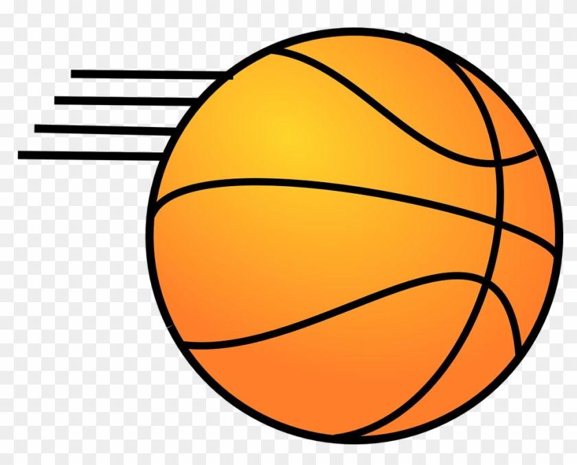 Free Vector Graphic - Balon De Baloncesto Para Dibujar #35453