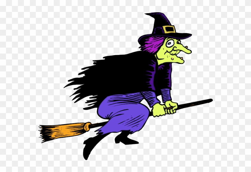 Witch Clip Art - Witch Png #35455