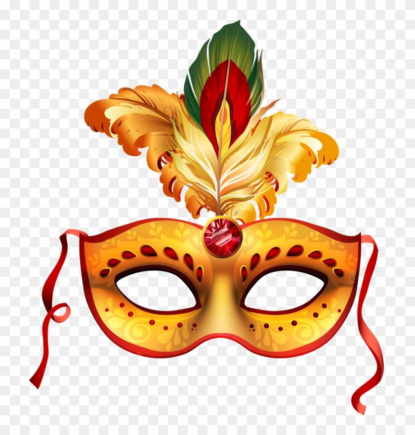 9 - Mascara De Festa Png #35464