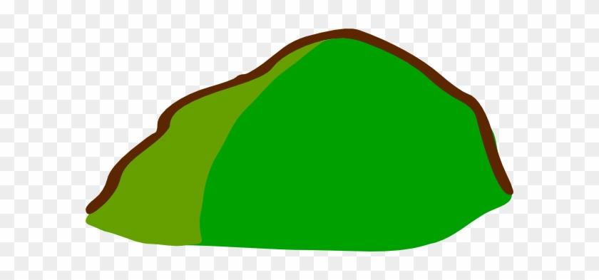 Hill Mountain Png Clip Art - Hill #35481