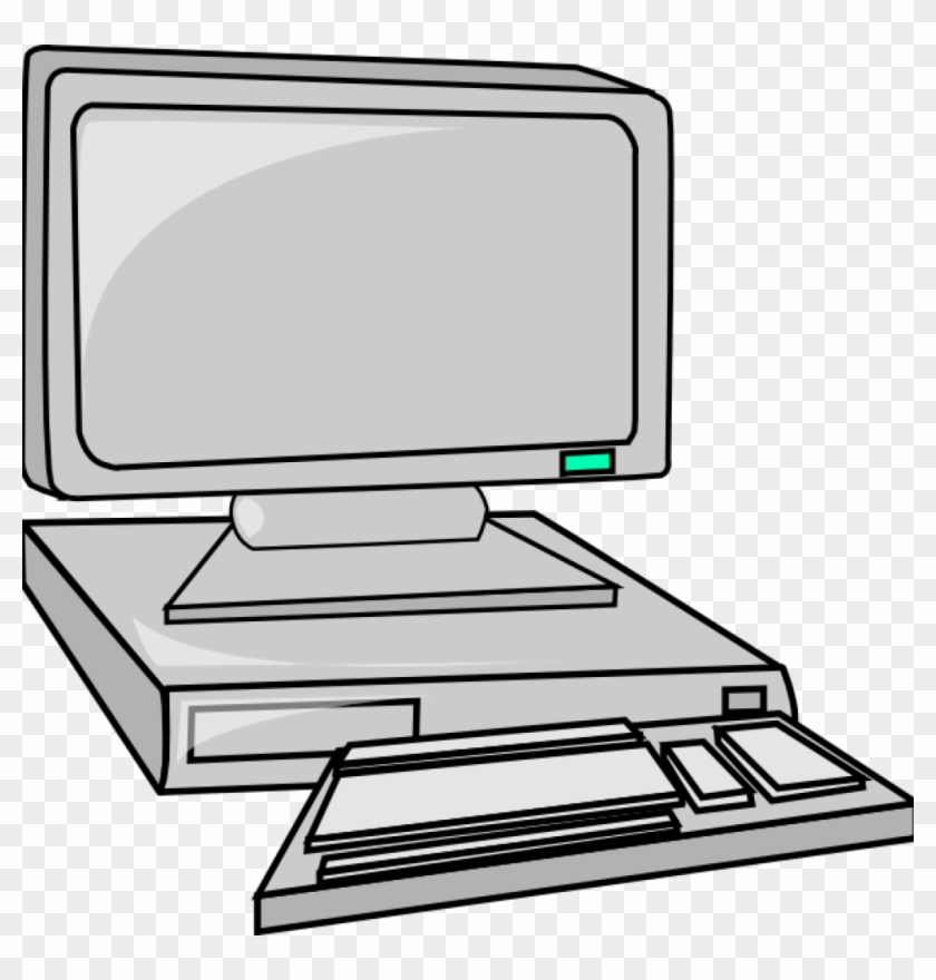 Free Vector Graphic - Animated Computer #35483