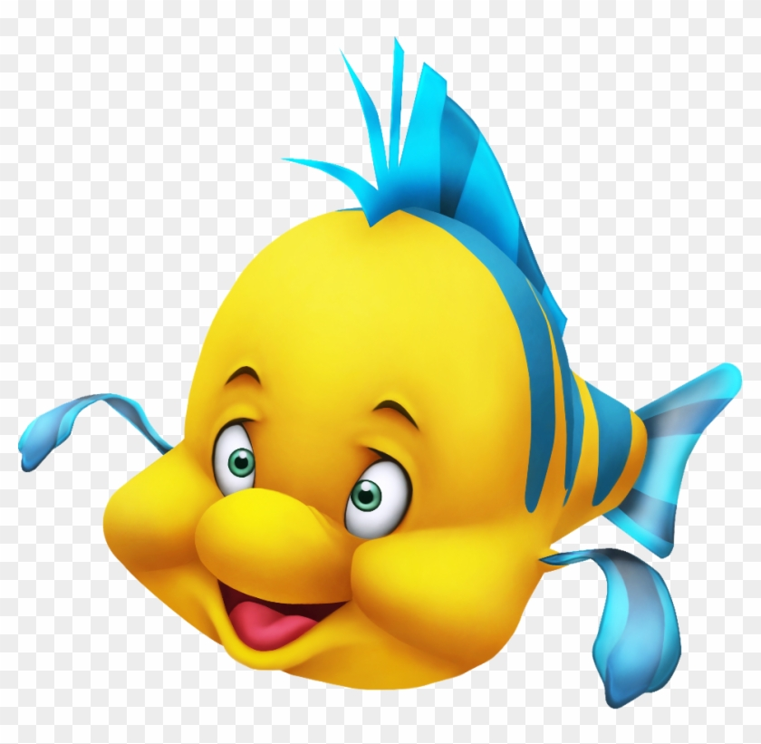 Clip Art - Flounder Kh #35487