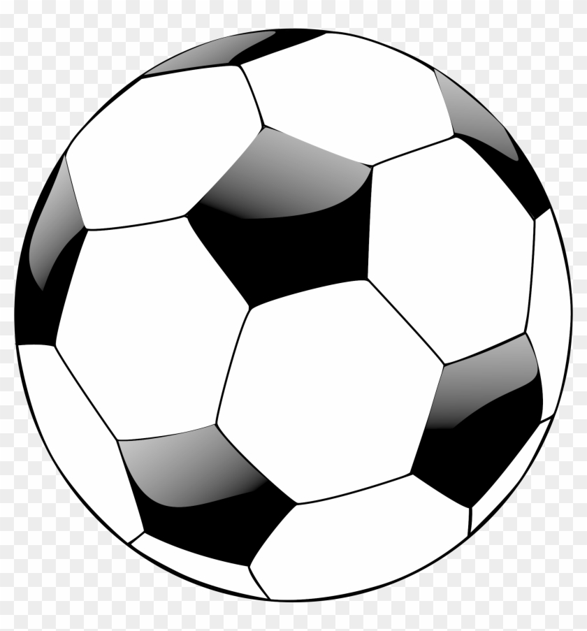 Soccer Ball Soccer Clip Art Pictures Image - Football Png #35526