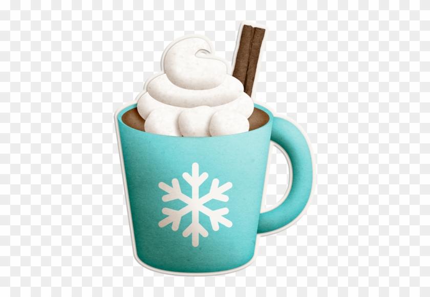 Winter Wonderland By Jadyday - Hot Cocoa Clip Art #35564