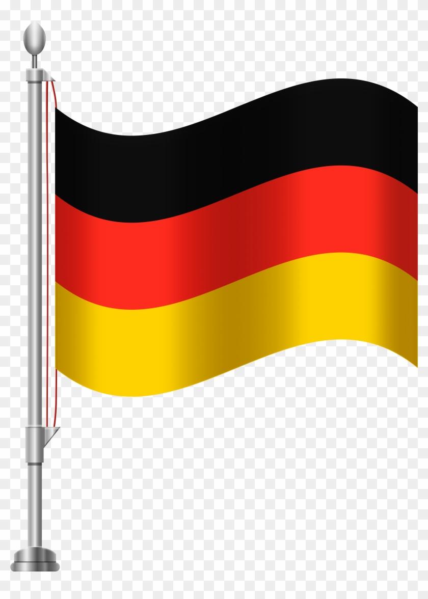 Germany Flag Png Clip Art - Germany Flag Png Clip Art #35566