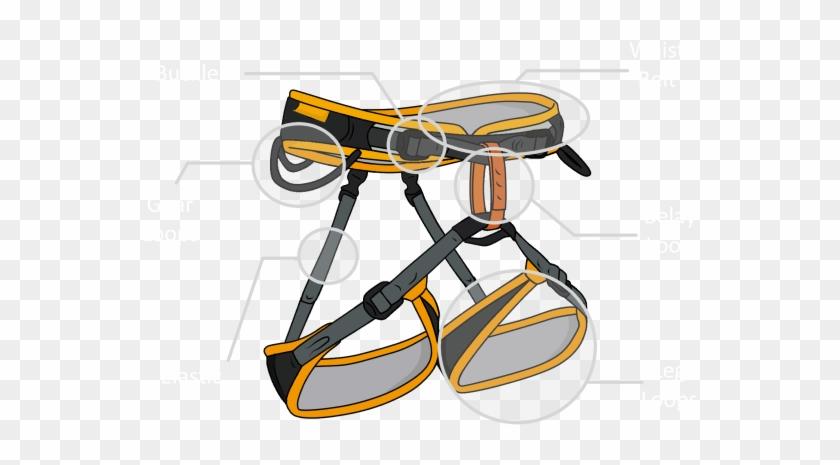 The Harness - Climbing Harness #35626