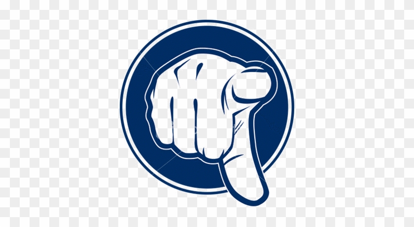 Pix For Pointing At You Clipart - Finger Pointing At You #204144