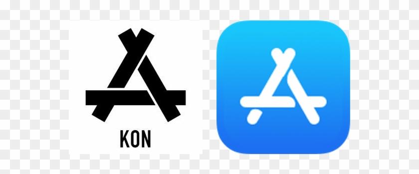 Kon Logo Vs - Apple App Store Logo #204197