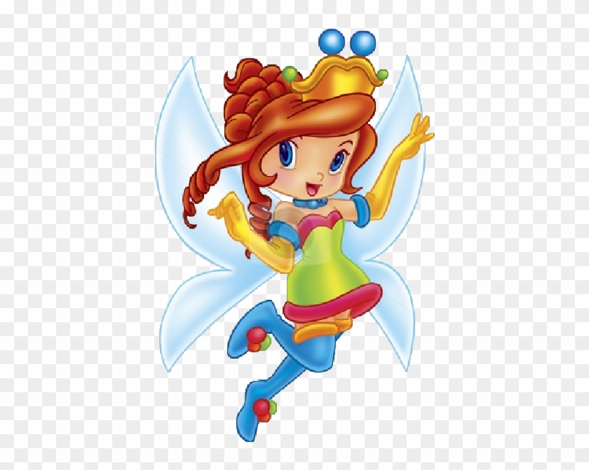 Cute Cartoon Fairies Clip Art Images - Fairy #204311