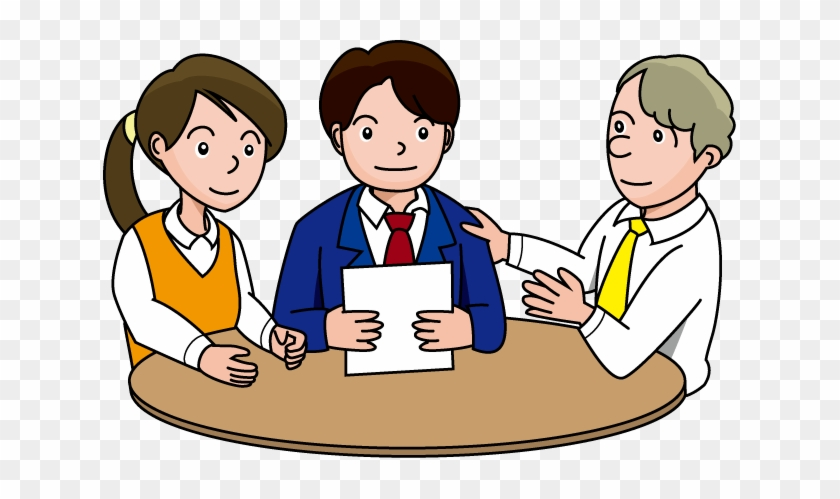 Office Meeting Clipart - Meeting Clipart #204327
