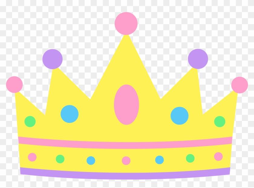 Cartoon Princess Crown Clip Art - Crown For Princess Cartoon #204373