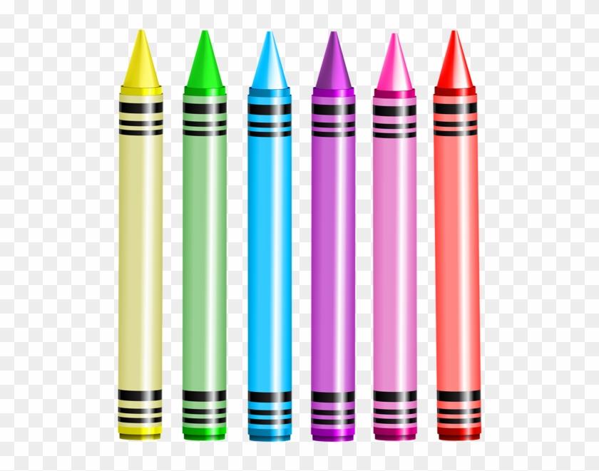 Welcome To Kindergarten - Crayons Png #204507