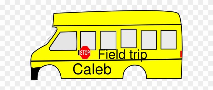 Field Trip Clip Art - School Bus Clip Art #204594