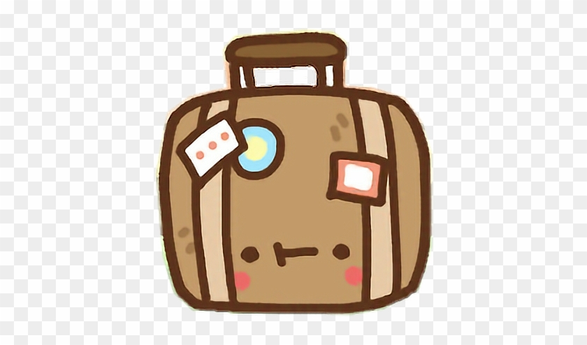 Clawbert Cute Kawaii Cartoon Suitcase Luggage Baggace - Medical Bag #204645