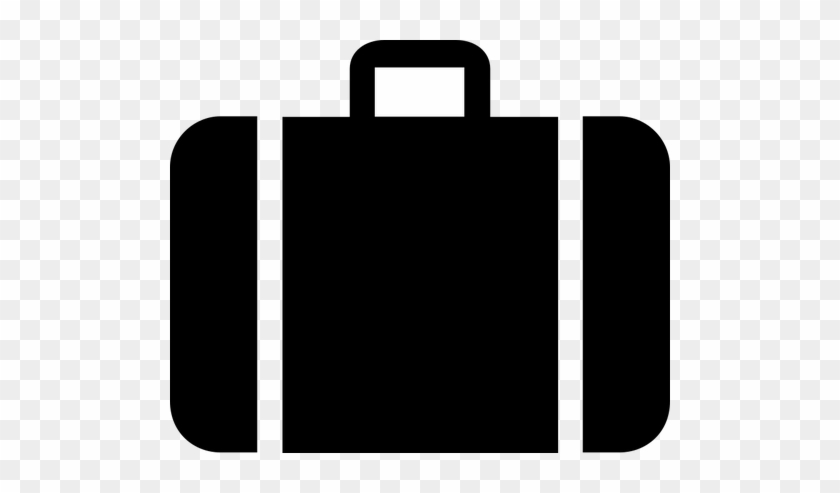 Suitcase Information Baggage Check Luggage - Suitcase Icon #204814