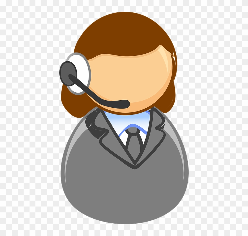 Part-time Job Vacancy, Customer Service Agent Required - Customer Service Clipart #204970