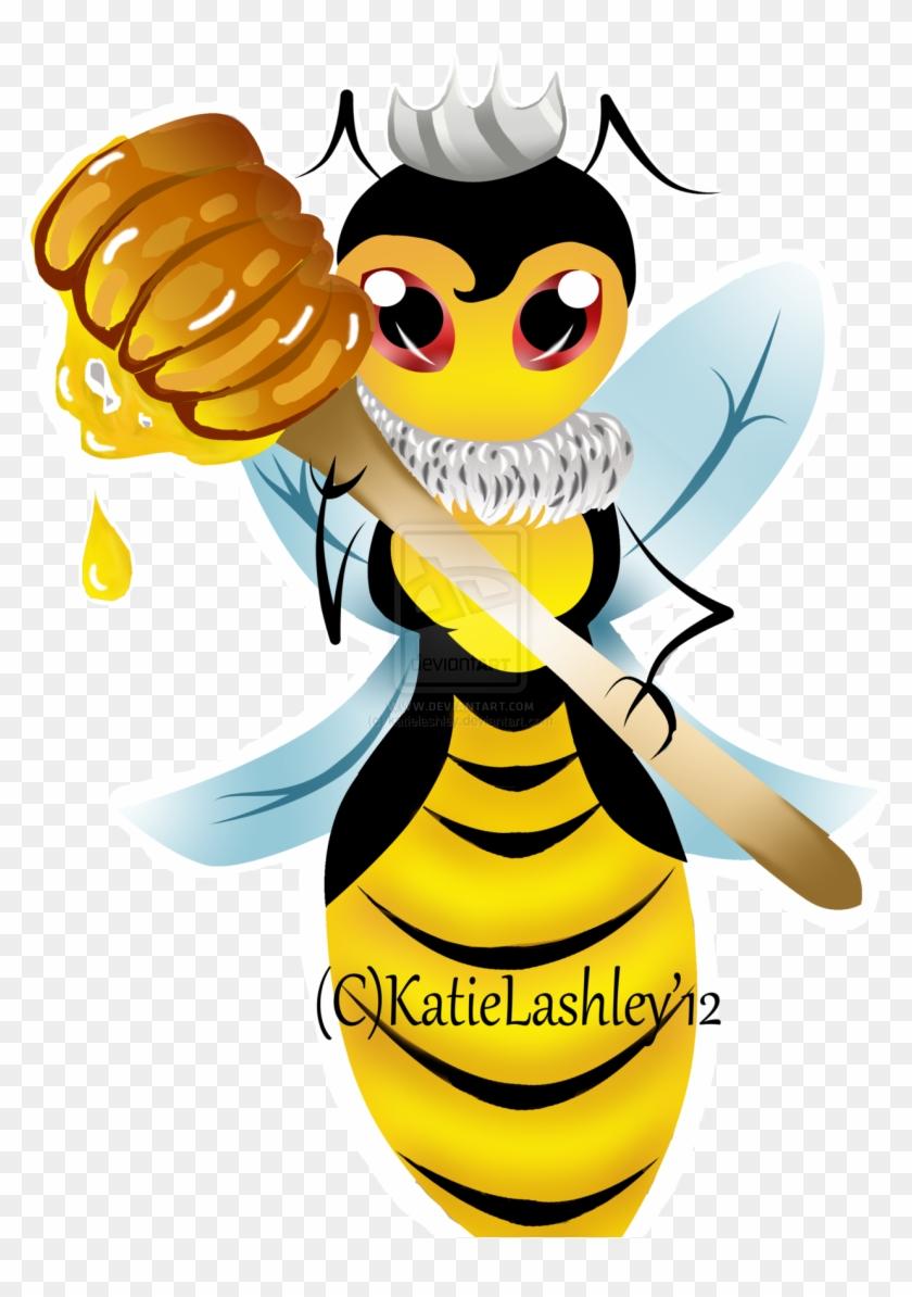 Bee Queen Clipart - Queen Bee #205019