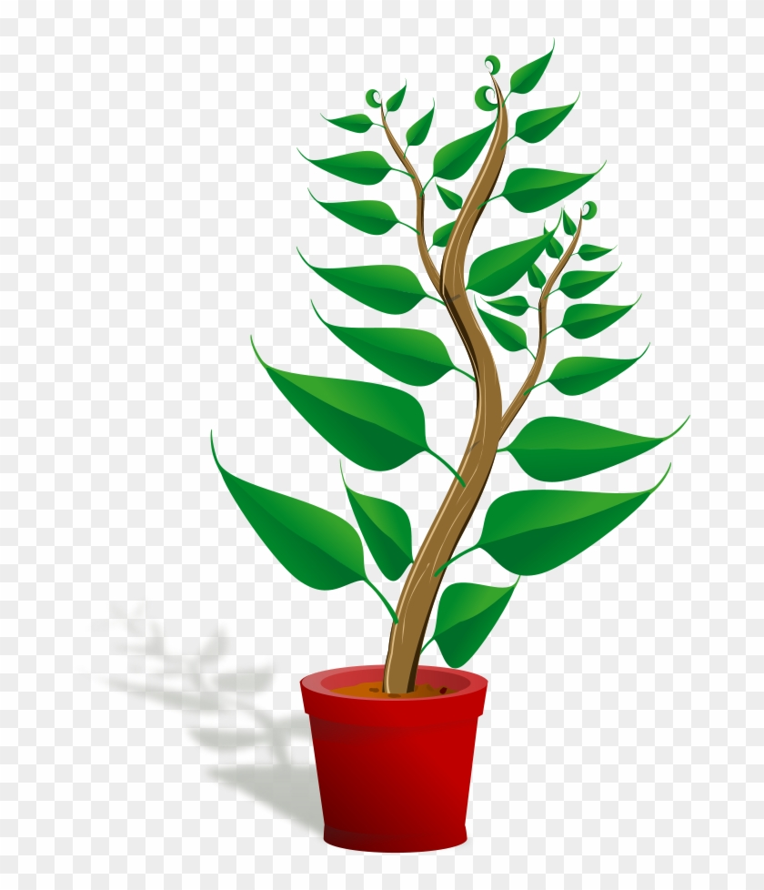 Kettle Or Tea Pot Clipart, Vector Clip Art Online, - Getting To Know Plants #205098