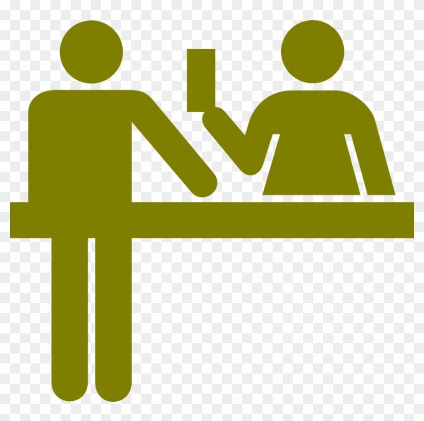 New Passport Control At Copenhagen Airport As Of 7 - Customs Officer #205159