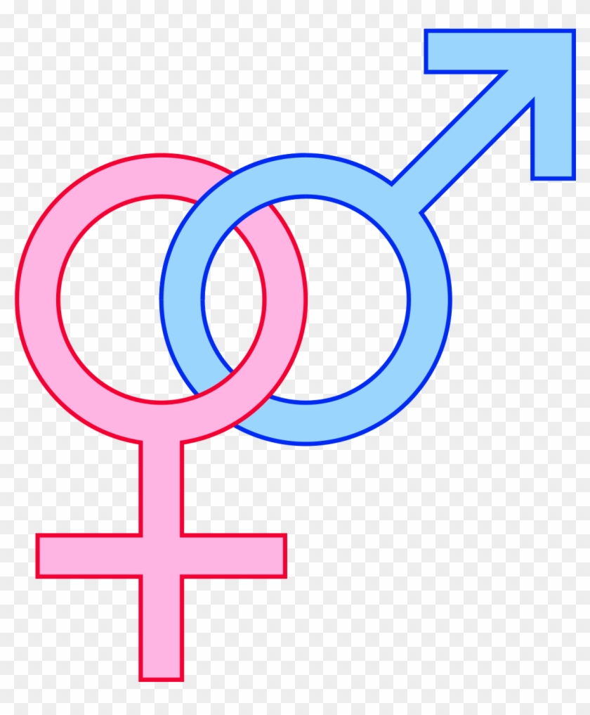 Boy And Girl Gender Signs #205228