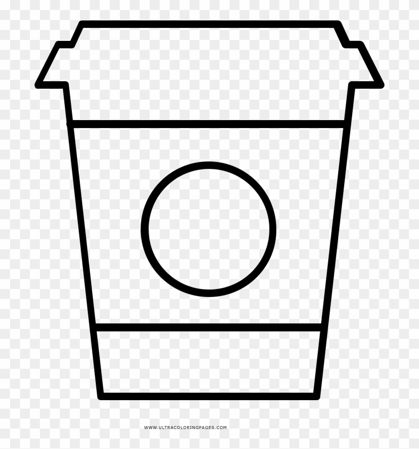Fancy Design Starbucks Coloring Page Astonishing Ideas