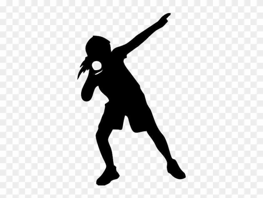 Shot Put Track & Field Sport Discus Throw Clip Art - Clip Art Track And Field Shot Put #205344