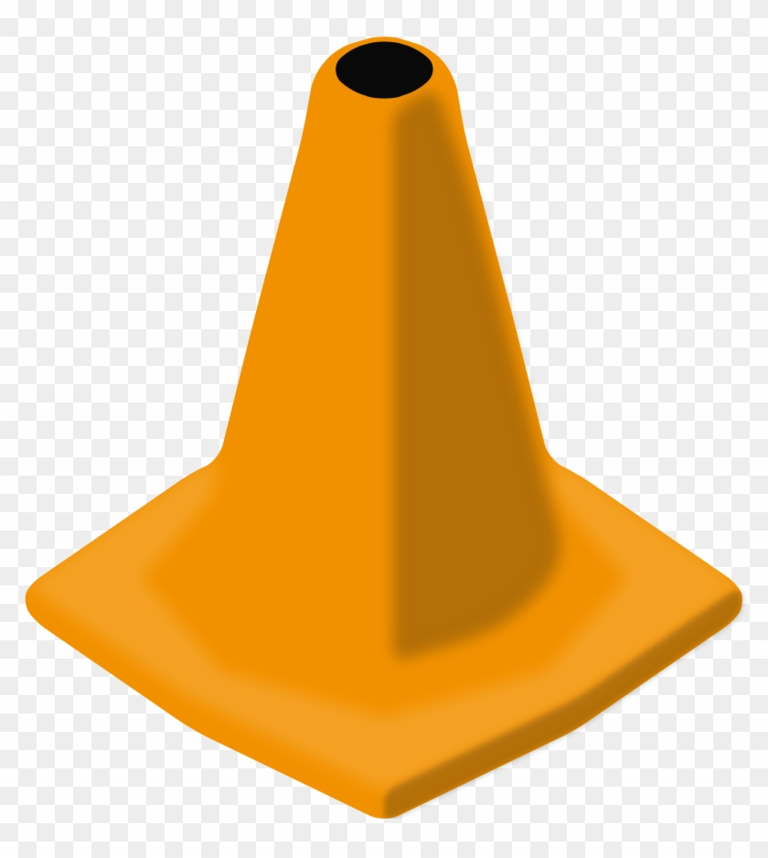 Big Image - Traffic Cone #205360