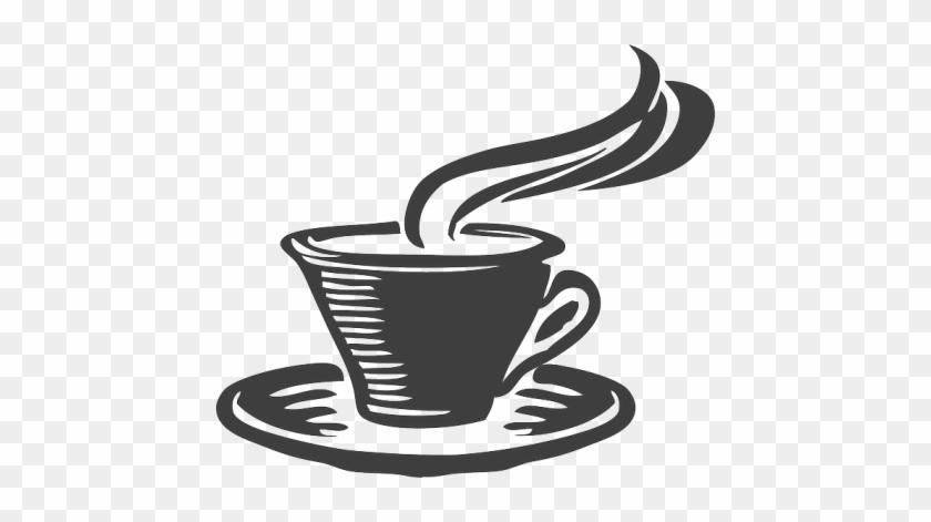 Hot Coffee Cup Symbol Clip Art Free Vector Download,hot - Coffee Mug - Tote Bags #205454