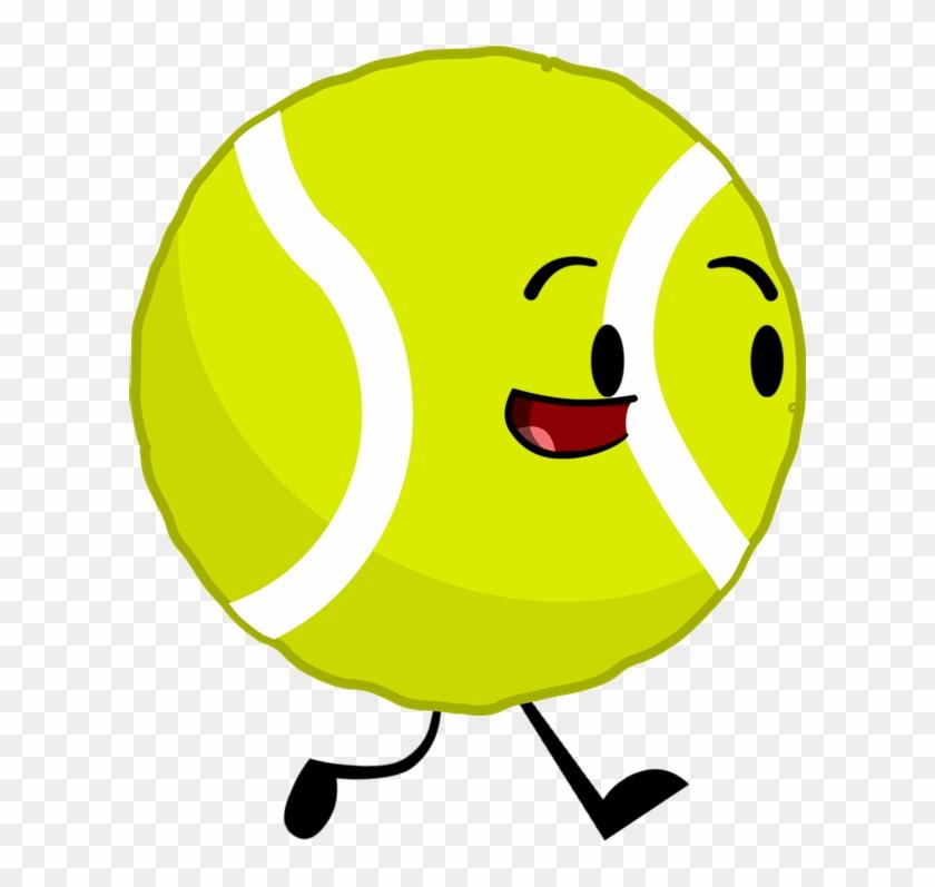 Tennis Ball Pose - Object Multiverse Tennis Ball #205553