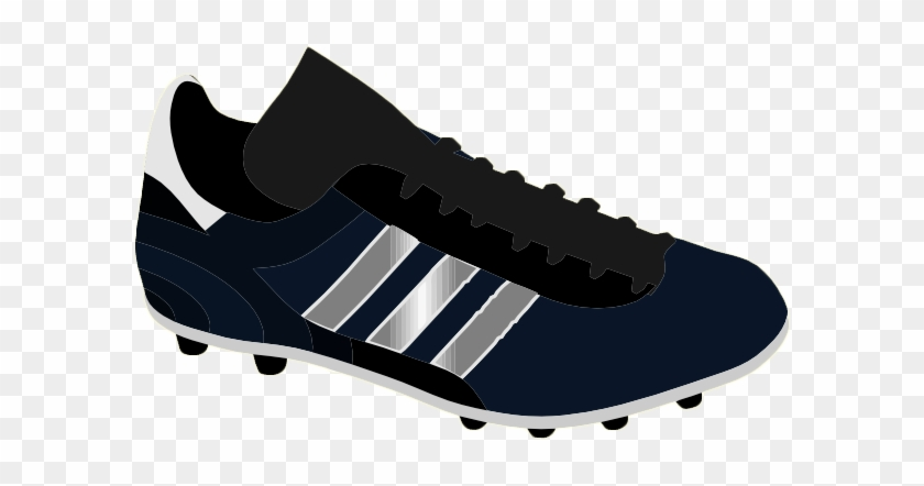 Shoes Clip Art For Kids Free Clipart Images - Soccer Ball And Cleats #205754