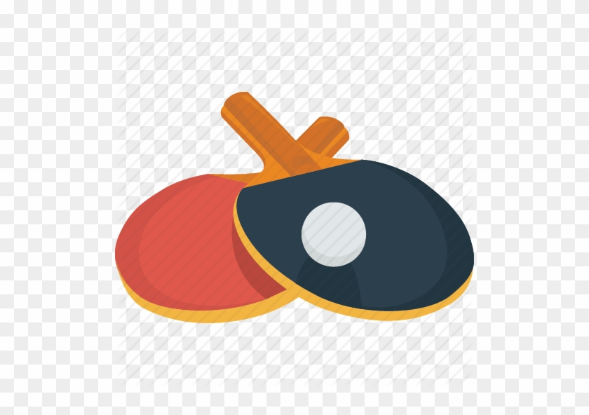 General Guidelines For Table Tennis Competition - Ping Pong Ball Icon #206103