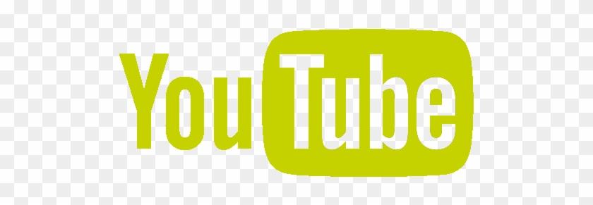 Nach Oben - Youtube Logo Grey #206417