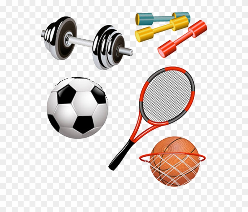 free sports clipart images - 840×718