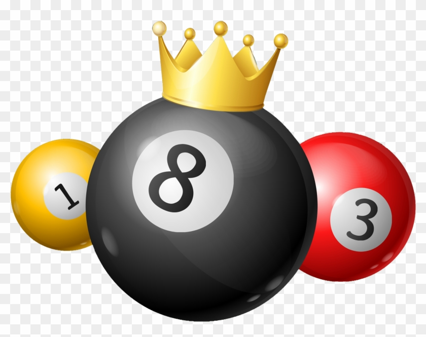The Ultimate Guide To 9-ball Pool With 4x Mosconi Cup - Billiards Ball Png #206607