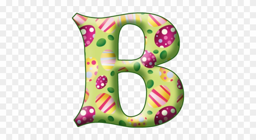 Alfabeto Easterbpng - Easter Alphabet Letters #206930