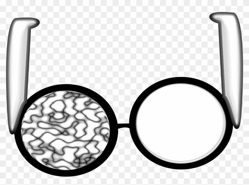 Big Image - Broken Glasses Clip Art #206993