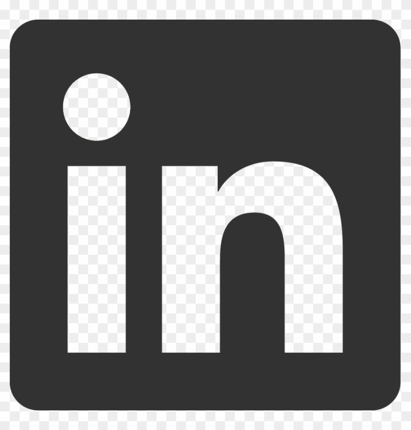 Joshua Fink Linkedin - Grey Linkedin Logo Png #207268
